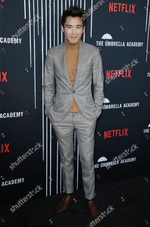 Editorial photo of 'The Umbrella Academy' TV show premiere, Los Angeles, USA - 12 Feb 2019