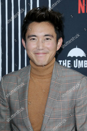 Stock Picture of Justin Min