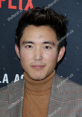 Stock Photo of Justin Min