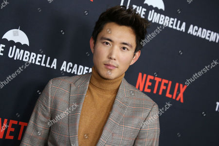 Editorial image of 'The Umbrella Academy' TV show premiere, Los Angeles, USA - 12 Feb 2019