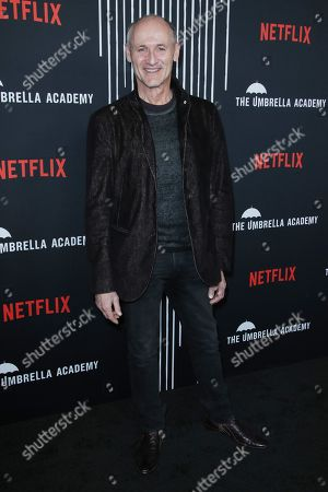 Editorial picture of 'The Umbrella Academy' TV show premiere, Los Angeles, USA - 12 Feb 2019