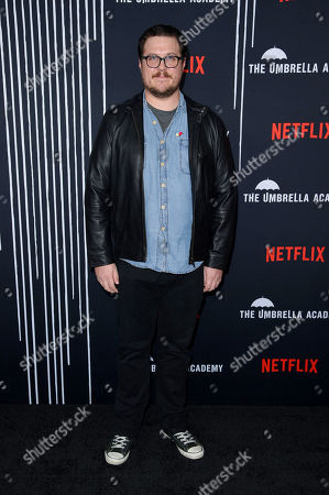 Editorial photo of 'The Umbrella Academy' TV Show Premiere, Arrivals, ArcLight Cinemas, Los Angeles, USA - 12 Feb 2019