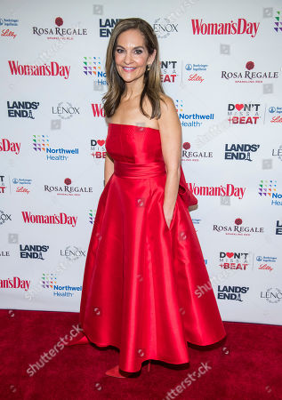 Editorial image of 2019 Woman's Day Red Dress Awards, New York, USA - 12 Feb 2019
