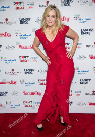 Ali Wentworth attends the 16th annual Woman's Day Red Dress Awards, in support of women's heart health, at Jazz at Lincoln Center, in New York