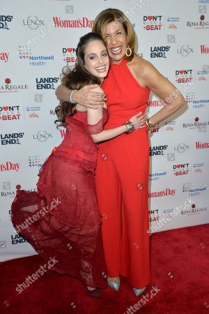 Editorial picture of 16th Annual Red Dress Awards, Arrivals, New York, USA - 12 Feb 2019