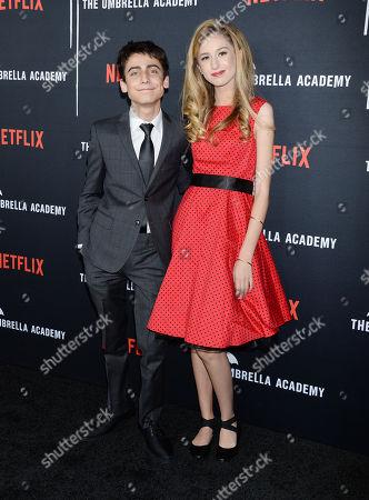 Editorial image of 'The Umbrella Academy' TV Show Premiere, Los Angeles, USA - 12 Feb 2019