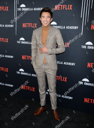 Stock Image of Justin Lin