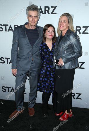 Stephen Garrett, Lisa Zwerling, Karyn Usher