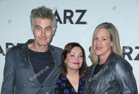 Editorial picture of STARZ, TCA Winter Press Tour, Los Angeles, USA - 12 Feb 2019