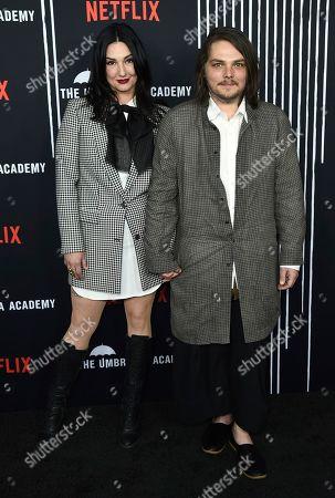 """Editorial image of LA Premiere of """"The Umbrella Company"""", Los Angeles, USA - 12 Feb 2019"""