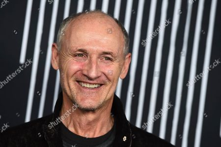 """Stock Photo of Colm Feore arrives at the Los Angeles premiere of """"The Umbrella Company"""" at The Arclight Hollywood on"""