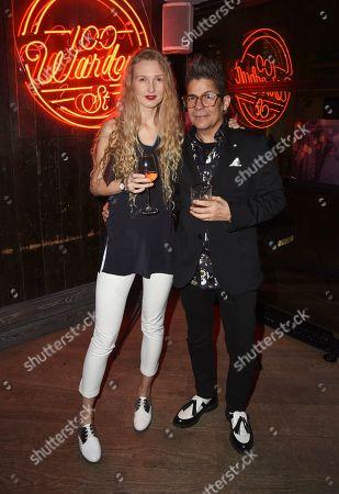 Tamara Alvarez and Joe Alvarez
