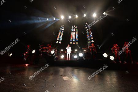 Duran Duran - Simon Le Bon, John Taylor, Roger Taylor, Nick Rhodes