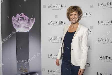Editorial picture of 24th Lauriers de l' Audiovisuel ceremony, Paris, France - 11 Feb 2019