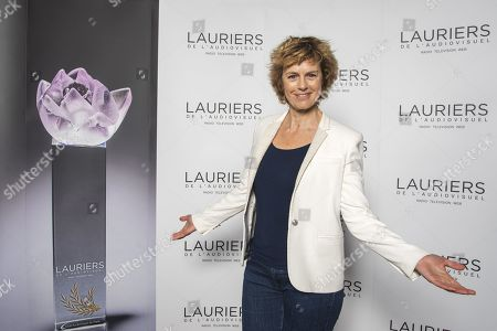 Editorial image of 24th Lauriers de l' Audiovisuel ceremony, Paris, France - 11 Feb 2019