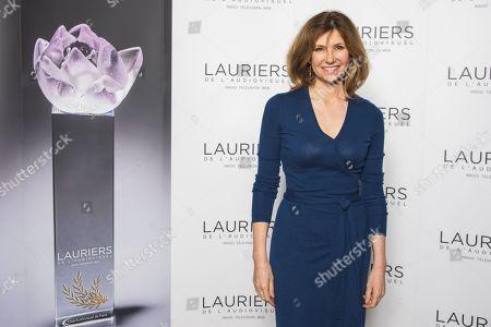 Editorial picture of 24th Lauriers de l' Audiovisuel ceremony, Paris, France - 11 Feb 2019