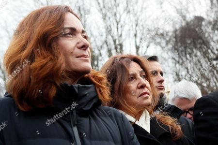 Editorial picture of Anti-Semitism, Sainte Genevieve des Bois, France - 13 Feb 2019