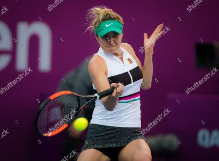 Qatar WTA Total Open, Day 3