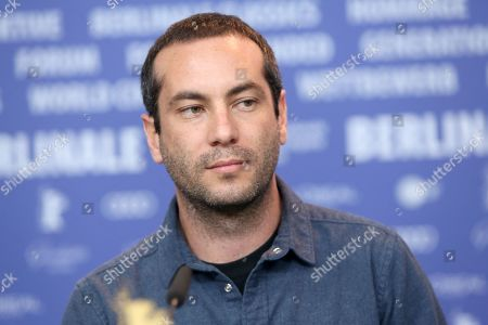 Cinematographer Diego Garcia attends the press conference of 'Divine Love' (Divino Amor) during the 69th annual Berlin Film Festival, in Berlin, Germany, 13 February 2019. The movie is presented in the Panorama section at the Berlinale that runs from 07 to 17 February.