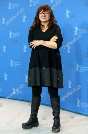Isabel Coixet poses during the photocall of 'Elisa and Marcela' (Elisa y Marcela) during the 69th annual Berlin Film Festival, in Berlin, Germany, 13 February 2019. The movie is presented in the Official Competition at the Berlinale that runs from 07 to 17 February.