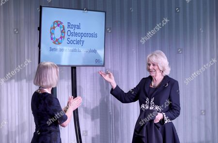 Official launch of The Royal Osteoporosis Society, London