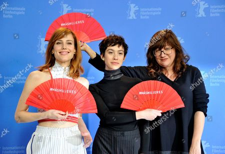 Editorial photo of 'Elisa and Marcela' photocall, 69th Berlin International Film Festival, Germany - 13 Feb 2019
