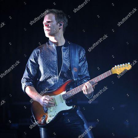 Duran Duran - Dominic Brown