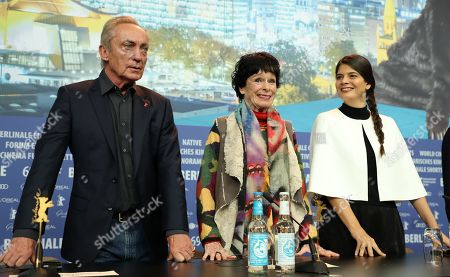 Editorial image of Holy Beasts Press Conference ? 69th Berlin Film Festival, Germany - 13 Feb 2019