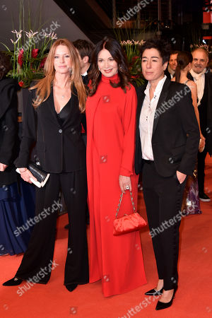 Editorial picture of Opening Night and 'The Kindness Of Strangers' premiere, 69th Berlin International Film Festival, Germany - 07 Feb 2019