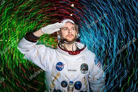 James Thomas, Edinburgh Science festival launch