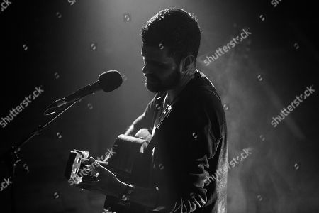 Editorial picture of Nick Mulvey in concert, Wilton's Music Hall, London, UK - 13 Feb 2019