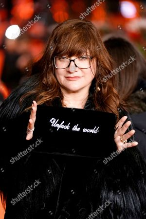 Isabel Coixet arrives for the premiere of 'Elisa & Marcela' during the 69th annual Berlin Film Festival, in Berlin, Germany, 13 February 2019. The movie is presented in the Official Competition at the Berlinale that runs from 07 to 17 February.