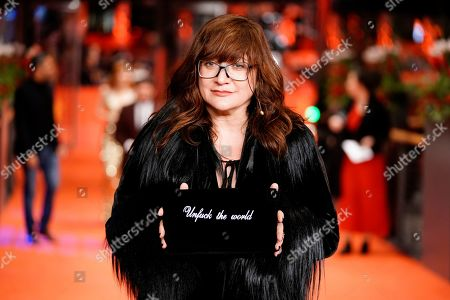 Stock Picture of Isabel Coixet arrives for the premiere of 'Elisa & Marcela' during the 69th annual Berlin Film Festival, in Berlin, Germany, 13 February 2019. The movie is presented in the Official Competition at the Berlinale that runs from 07 to 17 February.