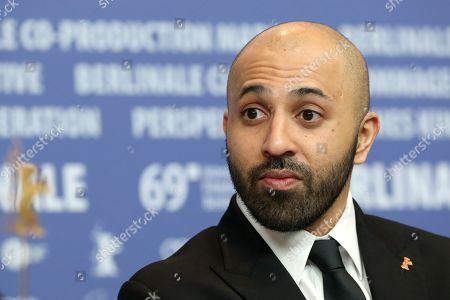 Ritesh Batra attends a press conference during the 69th annual Berlin Film Festival, in Berlin, Germany, 13 February 2019. The movie is presented in the Berlinale Especial at the Berlinale that runs from 07 to 17 February.