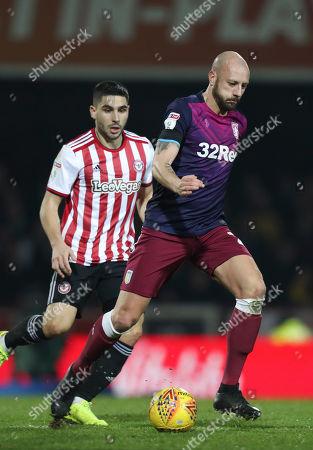 Alan Hutton of Aston Villa