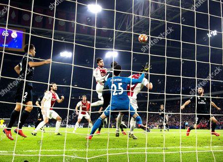 Ajax Amsterdam v Real Madrid