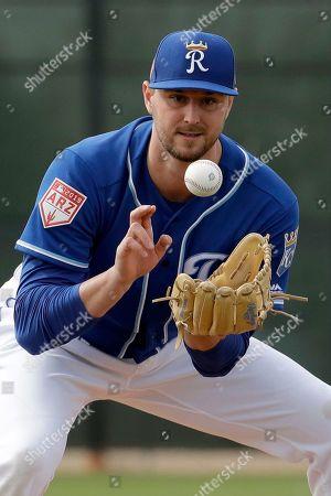 Editorial image of Royals Baseball, Surprise, USA - 13 Feb 2019