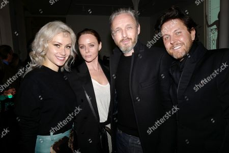 Guest, Stella McCartney, Alasdhair Willis and Guest