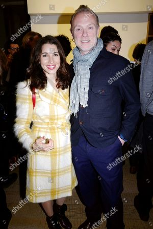 Costume Designer, Lauren Kemp and Gary Kemp