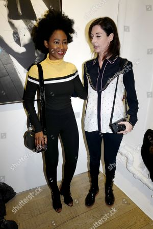 Guest and Mary McCartney