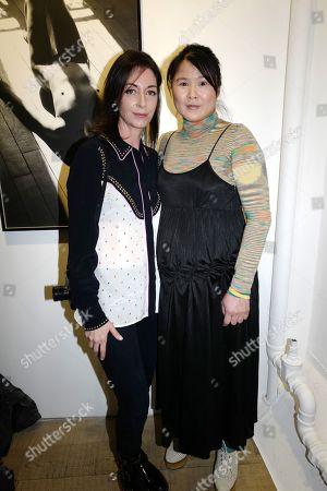 Mary McCartney and Phyllis Wang