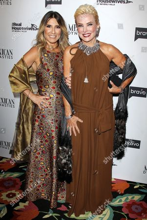 Editorial photo of Bravo's Party For 'The Real Housewives Of Beverly Hills' Season 9 and 'Mexican Dynasties', Los Angeles, USA - 12 Feb 2019