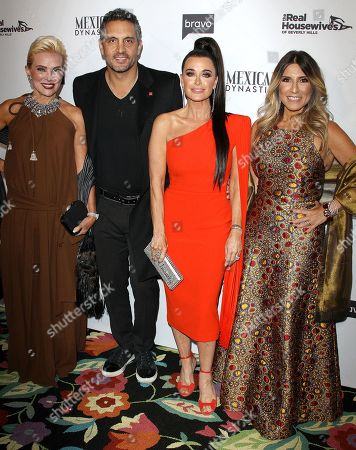 Editorial image of Bravo's Party For 'The Real Housewives Of Beverly Hills' Season 9 and 'Mexican Dynasties', Los Angeles, USA - 12 Feb 2019