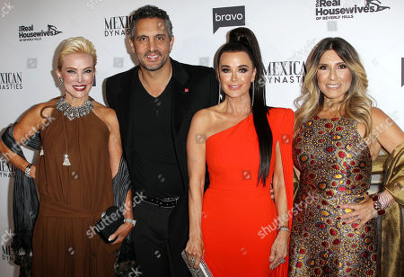 Editorial picture of Bravo's Party For 'The Real Housewives Of Beverly Hills' Season 9 and 'Mexican Dynasties', Los Angeles, USA - 12 Feb 2019