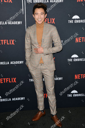 Editorial picture of 'The Umbrella Academy' TV Show Premiere, Arrivals, ArcLight Cinemas, Los Angeles, USA - 12 Feb 2019