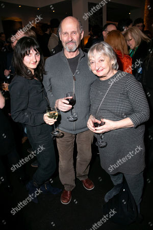 Stock Picture of Ruby Bentall, Paul Bentall (Grandpa/Mr. Howard/Dugan) and Janine Duvitski