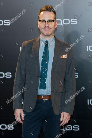 Editorial image of IQOS3 presentation, Madrid, Spain - 13 Feb 2019