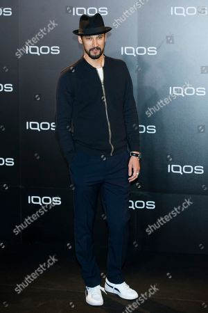 Editorial photo of IQOS3 presentation, Madrid, Spain - 13 Feb 2019