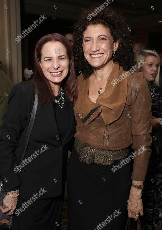 Donna Rosenstein and Amy Aquino attend the Amazon Studios Winter 2019 TCA
