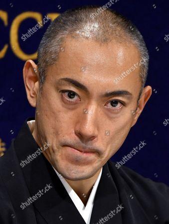 Stock Photo of Ichikawa Ebizo